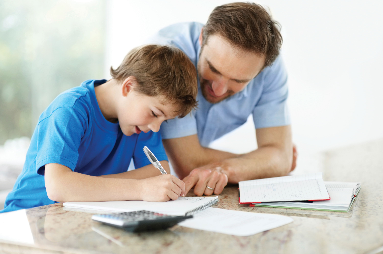 do kids get to much homework